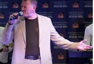 """""""Хандра"""" сл. и муз. Сергей Аристов, исп. А. Грабежов"""