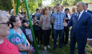 В Пугачеве не уложились в сроки с ремонтом дворов
