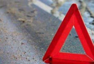 У Березово автолюбитель сбил пешехода