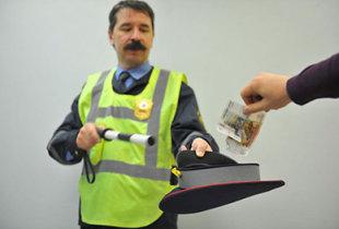 СК: Основными коррупционерами в области являются инспекторы ГИБДД