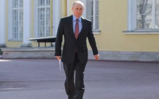 12 апреля В. Путин посетит Саратовскую область