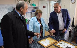 Губернатор раскритиковал агрофирму Артемова