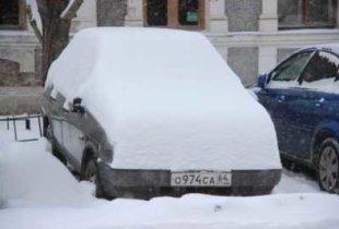 Снежный коллапс. Закрылись федеральные трассы