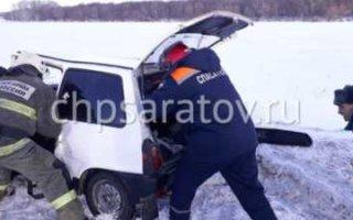 """В аварии под Пугачевом пострадал водитель """"Оки"""""""