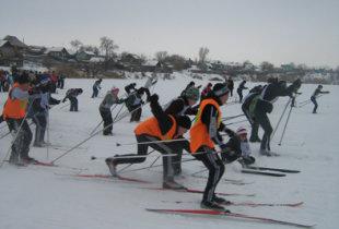 К финишу по накатанной лыжне