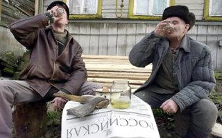 От чего мрут мужики в России?