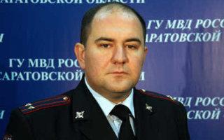 Главный полицейский борец с коррупцией попался на взятке