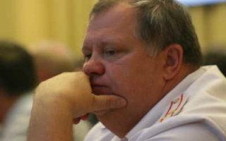 Начальник областного управления ГИБДД ушел в отпуск с последующим увольнением
