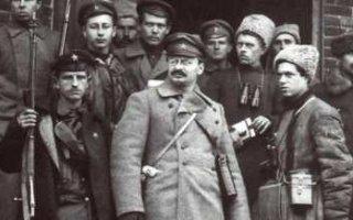 Злой гений революции в Николаевске