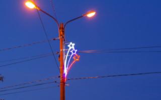 Десять светильников на пробу