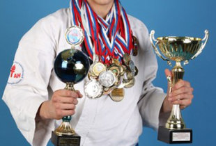 Мастер спорта из Пугачева