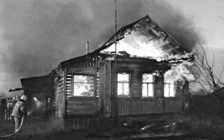 За первый квартал в результате пожаров погибло пять человек