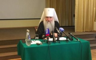 Митрополит Лонгин предрек приход антихриста