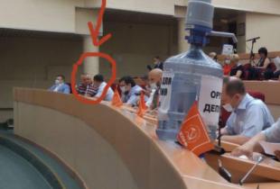 Накажут ли Павла Артемова за несоблюдение масочного режима?