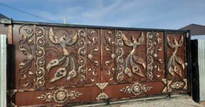 Иранская ковка в Пугачеве! Красота по доступной цене!