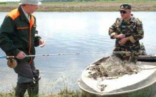 Рыбаков – одиночек штрафовать не будут