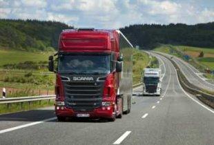 В области вводят запрет на движение грузовиков в дневное время