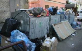 Тарифы на мусор могут вырасти