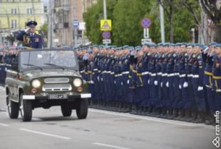Голосование поКонституции хотят совместить с парадом Победы