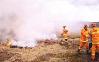 В области официально объявлен пожароопасный сезон