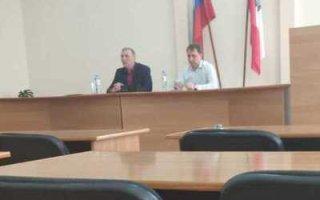 """В районной администрации прошла встреча с """"дорожными"""" активистами"""