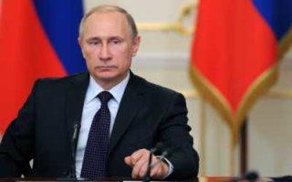 В. Путин объявил весь апрель нерабочим