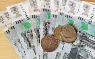 Регионам хотят запретить снижать прожиточный минимум