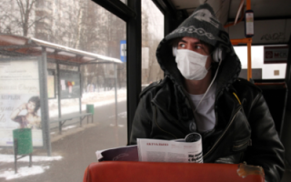 Пик эпидемии гриппа придется на конец января
