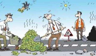 Как разворовывают деньги на саратовских дорогах
