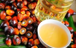 Производители пищевых продуктов стали отказываться от пальмового масла