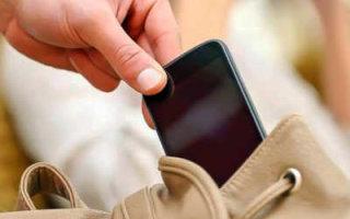 В Пугачевском районе рецидивист украл телефон у местной жительницы