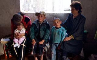 Бедность в России достигла крайних размеров