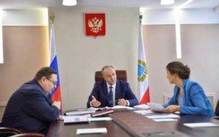 Радаев заявил, что его министр и зампред безответственные разгильдяи