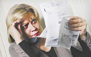 22% населения Саратовской области не может вовремя оплачивать услуги ЖКХ