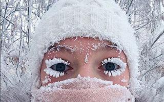 Завтра ночью и утром по области ожидается до – 25 мороза