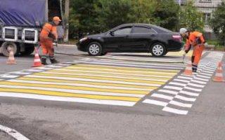 Новый стандарт для пешеходного перехода