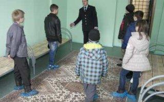 В Пугачеве юную правонарушительницу изолировали от общества