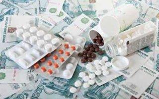 Штраф за повышение цен на лекарства