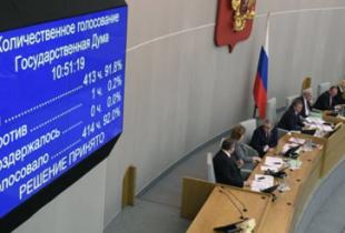 """Два новых закона для победы """"Единой России"""" на выборах"""