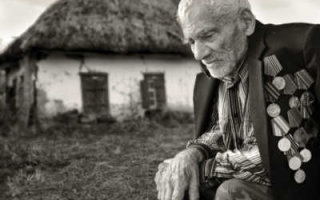 Пришел старик просить дорогу…