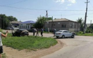 ДТП в Пугачеве. Есть потрадавшие