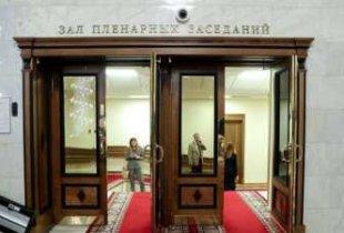 Госдума приняла ряд законов для противодействия эпидемии коронавируса