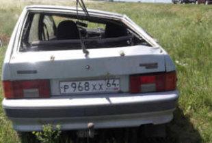 ДТП у села Успенка. Есть пострадавшие