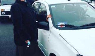 Пугачевская больница получила новый автомобиль