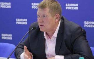 """Н. Панков назначен и.о. секретаря регионального отделения """"ЕР"""""""