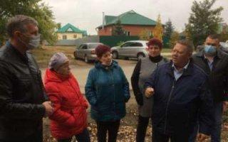 Панков напомнил подрядчику в Пугачеве об ответственности перед жителями
