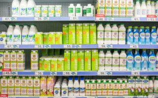 Почти половина молочной продукции в России оказалась просроченной
