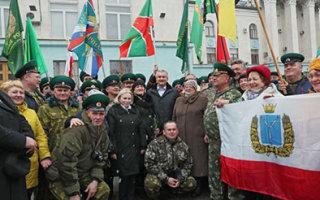 """""""Часовые Родины"""" в Крыму"""