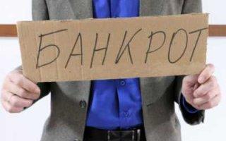 Саратовская область в десятке лидеров по банкротствам граждан