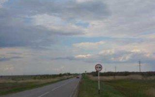 В следующем году в Пугачевском районе отремонтируют трассу